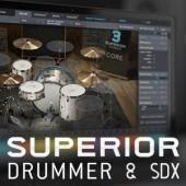 Toontrack Superior Drummer / SDX Line