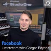 Facebook Livestream with Gregor Beyerle