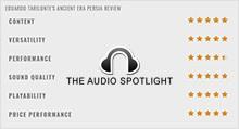 The Audi9 Spotlight 5 stars