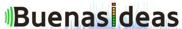 BuenasIdeas logo