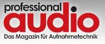 Professional audio Logo