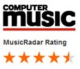 Computer Music Rating 4.5 Stars