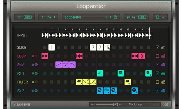 Looperator Gui