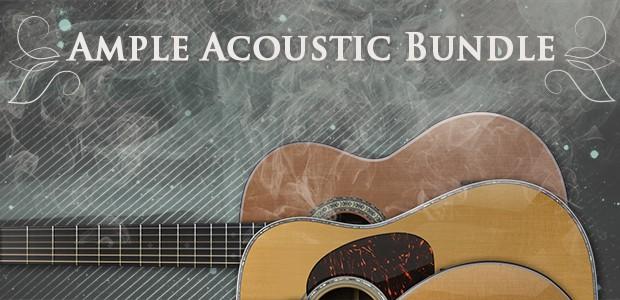Ample Acoustic Bundle Header