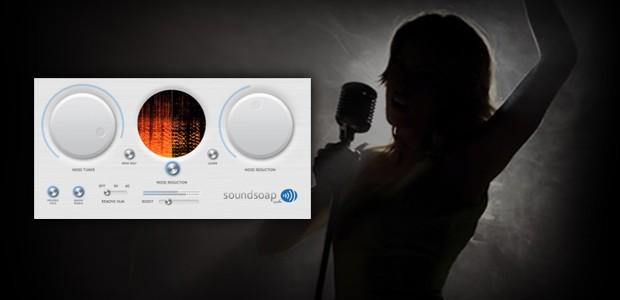 SoundSoap Solo Banner