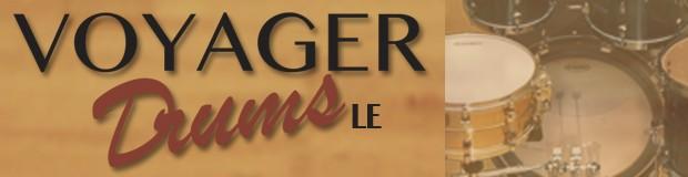 Voyager Drums LE Header