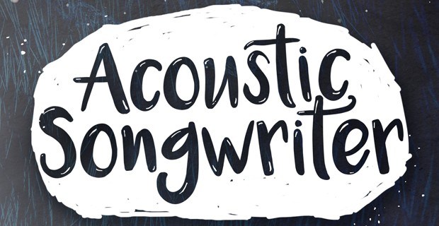 Acoustic Songwriter Header