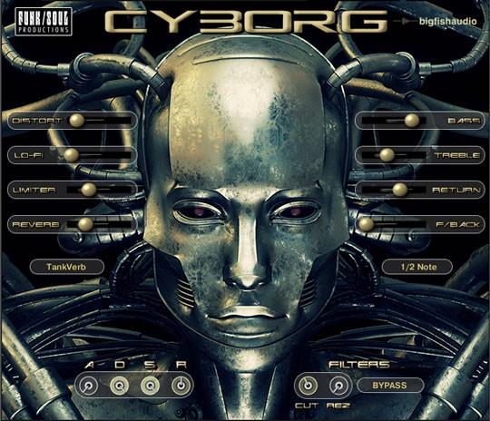 Cyborg GUI