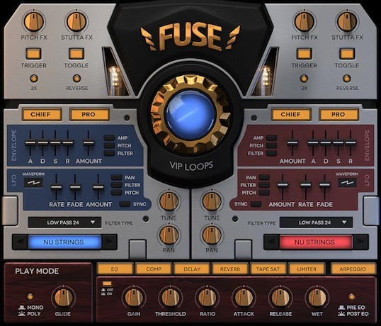 FUSE GUI 2