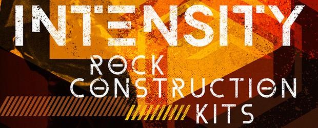 Intensity Rock Header