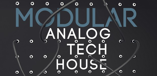 Modular Analag Tech House Header