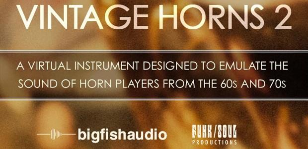 Vintage Horns 2 Header