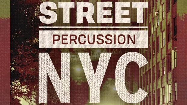 Street Percussion Header