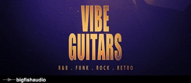 Vibe Guitars Header