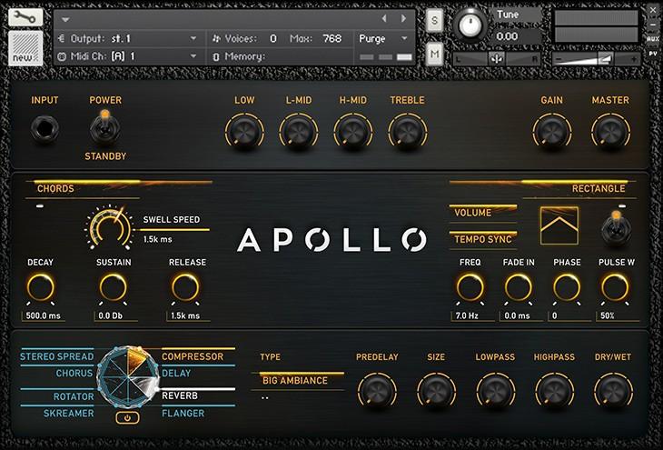 Apollo GUI