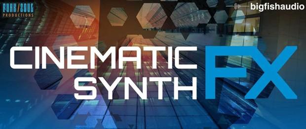 Synth FX Header