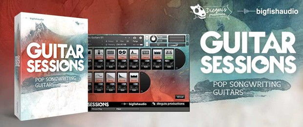 Guitar Session Banner