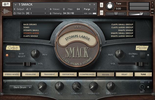 Smack Screen