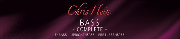 Chris Hein Bass Header