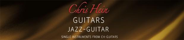 Chris Hein Jazz Guitar Header