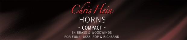 CH Horns Compact Header