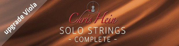 CH Solo Strings Upgrade Viola