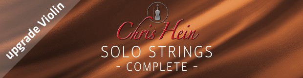 CH Solo Strings Upgrade Violin