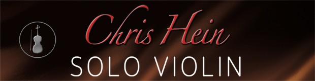 CH Solo Violin header
