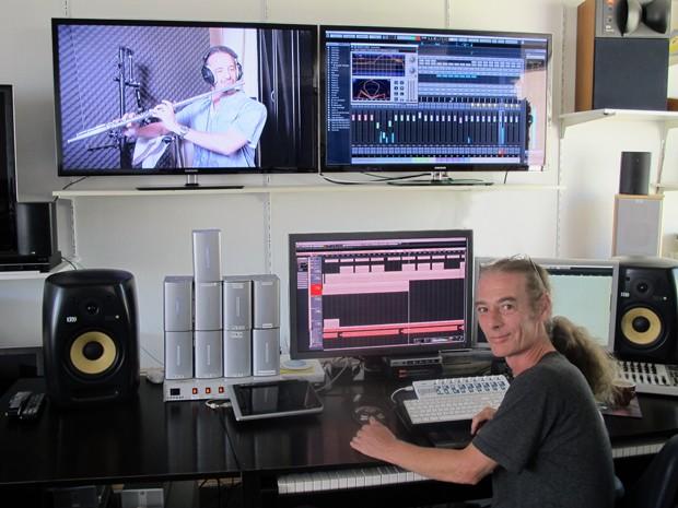 recordings c-flute