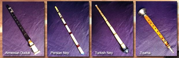 Desert Winds Instruments