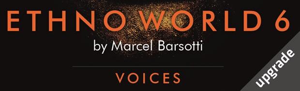 Ethno World 6 Voices Upgrade
