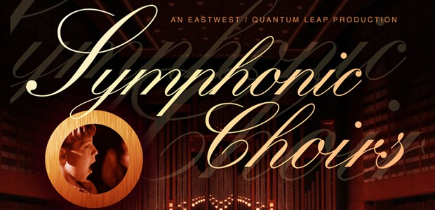 Symphonic Choirs Gold Header