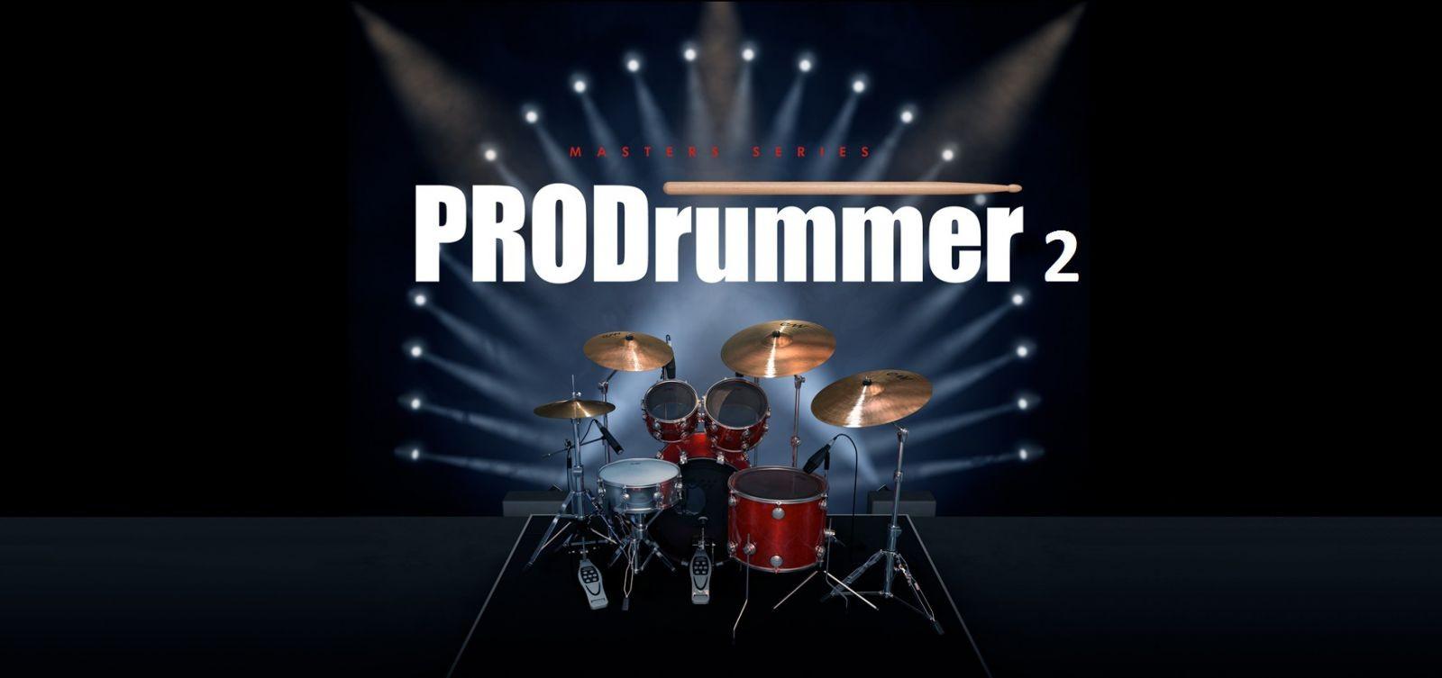 ProDrummer Header 2