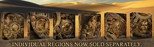 regions  separately