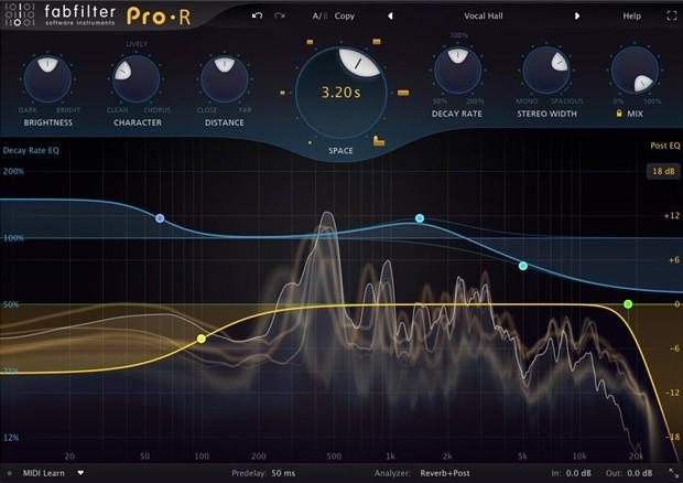 Pro R GUI Screen