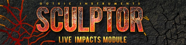 Sculptor Live Impact Header