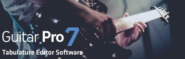 Guitar Pro 7 Header