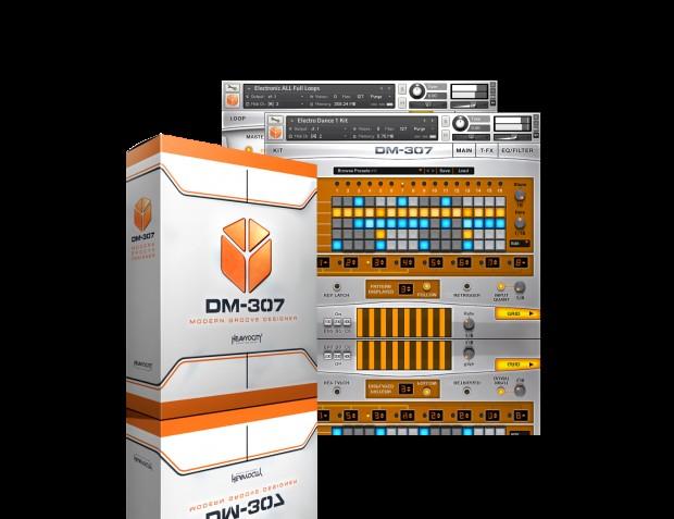 DM-307 interface