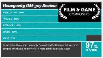 Film & Game Composer, details