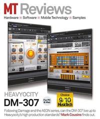 Music Tech Magazine review DM-307