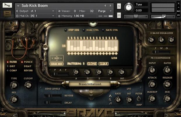 Project Bravo Screenshot