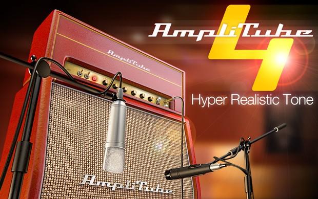 Amplitube 4 Header