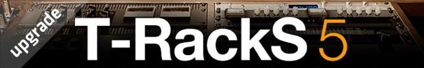 T-Racks 5 Upgrade Header
