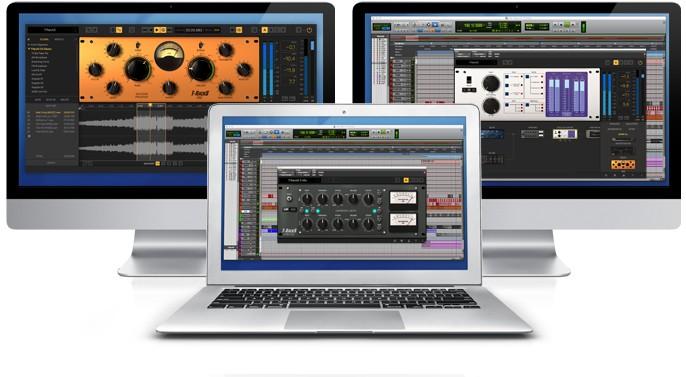 Ik T-RackS 5 Workstations