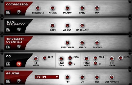 Drums FX Rack