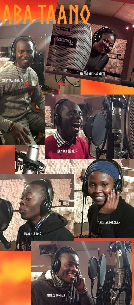 Aba Taano singers