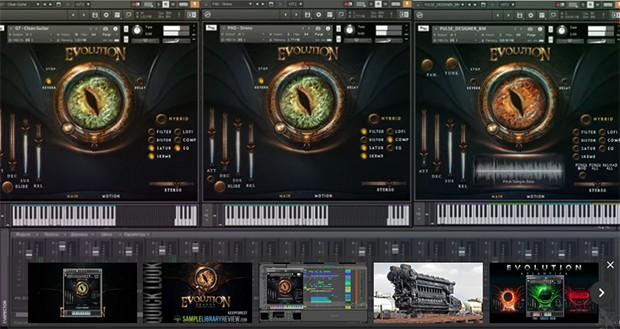 Dragon screen 2