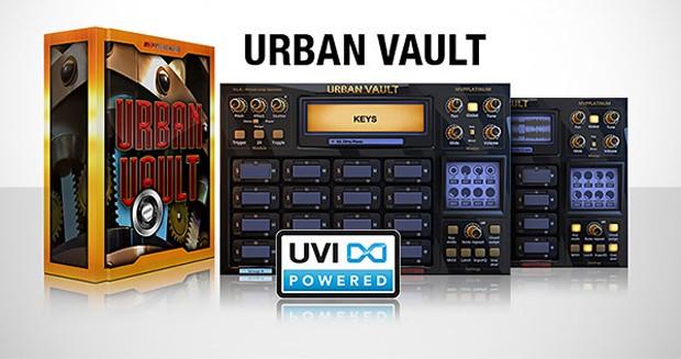 Urban Vault Header