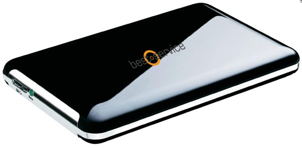 HD Portable Drive extern