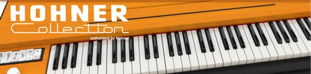 Hohner Collection Header